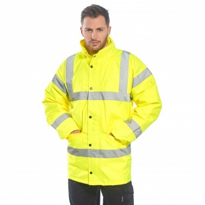 Portwest S460 Hi-Vis Waterproof Traffic Jacket