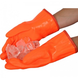 UCi T3030 Premium Alaska Thermal PVC Chemical-Resistant Gauntlet Gloves