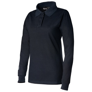 ProGARM 5282 Women's Navy Arc Flash Polo Shirt