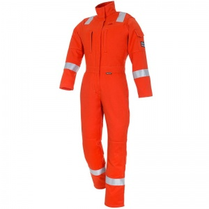 ProGARM 6101 Women's Orange Arc Flash FR Coveralls