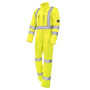 ProGARM 7482 Women's Hi-Vis FR Arc Flash Coveralls