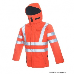 ProGARM 9440 Waterproof Hi-Vis Orange Arc Flash Jacket