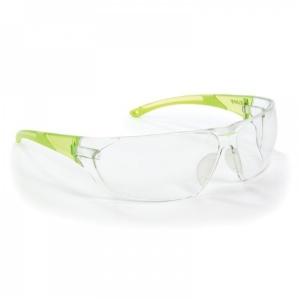 Riley Sesto Clear Lens Panoramic Safety Glasses RLY00121