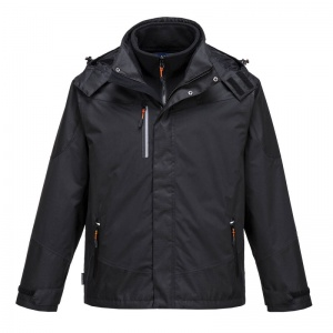 Portwest S553 Radial 3 in 1 Stormproof Jacket