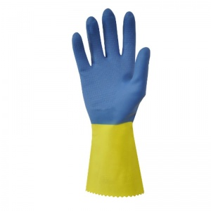 Shield GI/500 Rubber Chemical Gloves