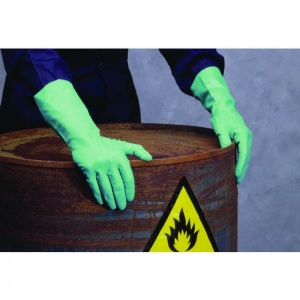 Shield2 GI/F11 Heavy Duty Nitrile High Risk Gloves