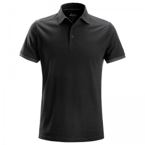 Snickers 2715 AllRoundWork Black Polo Shirt