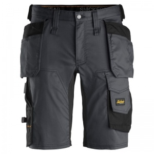 Snickers 6141 AllRoundWork Stretch Shorts with Holster Pockets