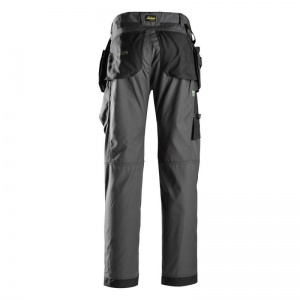 Snickers FlexiWork Floorlayer Trousers with Holster Pockets 6923