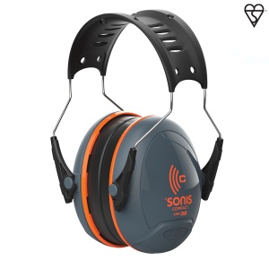 JSP Sonis Compact Low Profile 32 SNR Ear Defenders