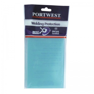 Portwest BizWeld Plus Replacement Lens for Welding Helmet (Pack of 5)