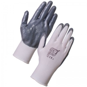 Supertouch  2676/2677/2678 Nitrotouch Grip Gloves