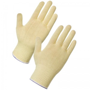 Supertouch 2714 10-Gauge Kevlar Gloves with Knitwrist