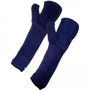 Supertouch 31014 Terry Cotton Mittens 45cm