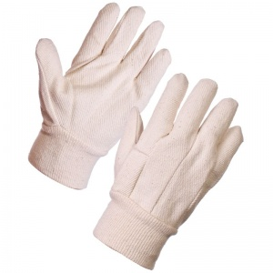 Supertouch Cotton Drill Gloves 8oz 24003