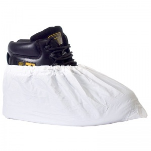 Supertouch Disposable PVC Overshoes (Pack of 100)