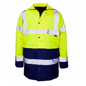 Supertouch Hi-Vis Two Tone Parka (Case of 10)