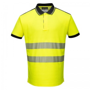 Portwest PW3 Hi-Vis Polo Shirt T180 (Case of 48)