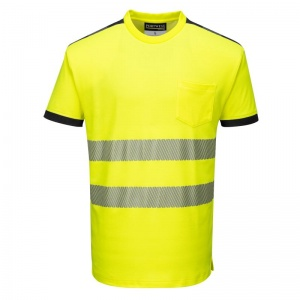 Portwest PW3 Hi-Vis T-Shirt T181 (Case of 48)