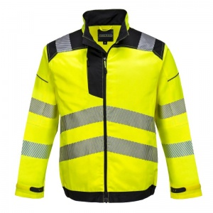 Portwest PW3 Hi-Vis Work Jacket T500