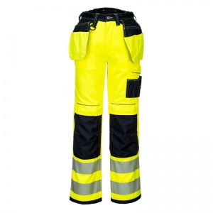 Portwest T501 PW3 Hi-Vis Holster Work Trousers