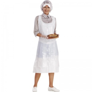 Delta Plus TABPO04 Extra Thick Visitor Apron (Box of 50)