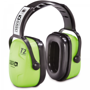 Honeywell 1015820 Thunder T2 Hi-Vis 33 SNR Ear Muffs