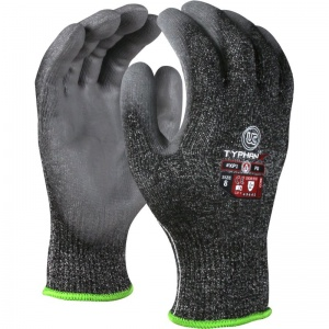 UCi Typhan XP1 Cut-Resistant Metal Handling Gloves