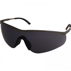 UCi Azov Smoke Lens Wraparound Safety Glasses I7011
