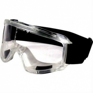 UCi Indirect Ventilated Clear Safety Goggles SG618