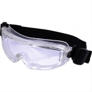 UCi Indirect Ventilated Clear Slimline Safety Goggles SG4632