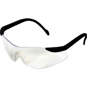 UCi Arafura Clear Adjustable Safety Glasses I704
