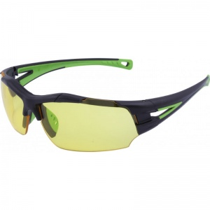 UCi Sidra Yellow Safety Glasses I863