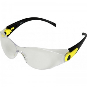UCi Sulu Clear Adjustable Safety Glasses I922