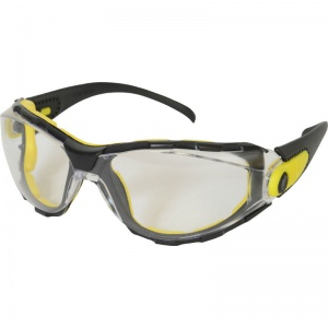 UCi Sulu F+ Clear Adjustable Safety Glasses I922F
