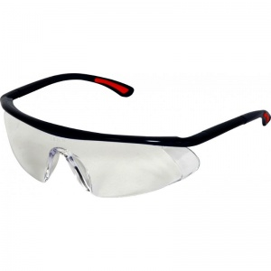 UCi Timor Clear Panoramic Safety Glasses I601