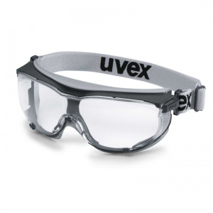 Uvex Clear Carbonvision UV Goggles 9307-375