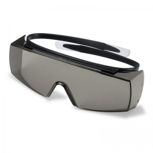 Uvex Grey Sunglare Super OTG Glasses 9169-081