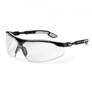 Uvex i-vo Clear Lens Safety Glasses 9160-275