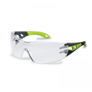 Uvex Pheos S Clear Safety Glasses 9192-720