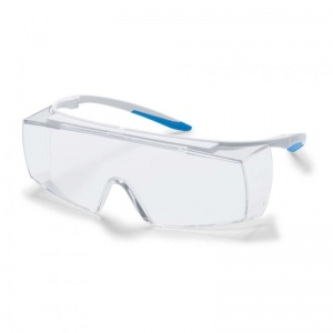 Uvex Super F CR Over-Specs Glasses 9169-500