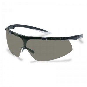 Uvex Super Fit Anti-Glare Grey Safety Glasses 9178-286