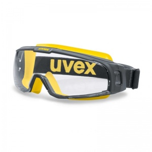 Uvex U-Sonic Reduced Ventilation Goggles 9308-246