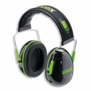 Uvex K1 Lightweight 28 SNR Ear Muffs 2600001