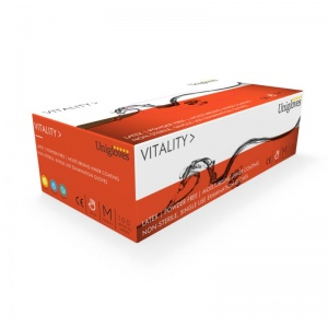Unigloves Vitality GD002 Latex Gloves for Dentists