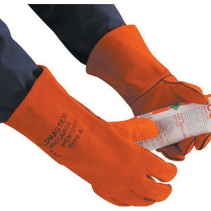 Polyco Weldmaster Heavy-Duty Welding Gauntlet Gloves LW93