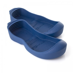 Yuleys SEBS Blue Reusable Shoe Covers YxxBLU