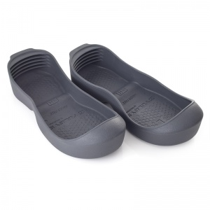 Yuleys TPR Grey Reusable Shoe Covers YxxGRY