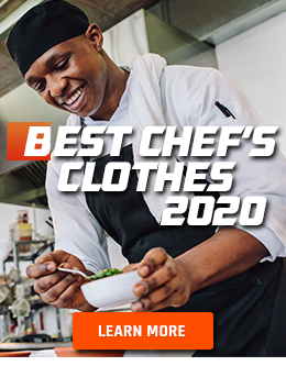 View Our Best Chef's Clothing at the Best Prices