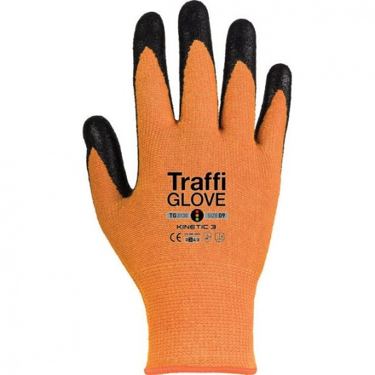TraffiGlove TG3130 Kinetic Cut Level 3 Heat Resistant Gloves
